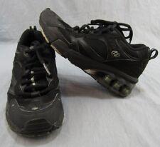 Heelys Size 6 Black Athletic Shoes Skater 9113 Reflex Heel Wheel Roller
