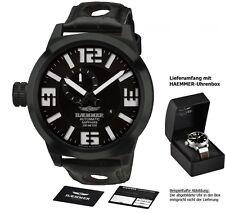 HAEMMER Dinola HM-04 Men's Watch Mechanica Limited Edition (1 31/32in Case)