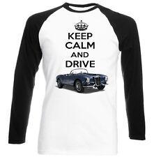 LANCIA AURELIA B24 SPIDER Keep Calm-Nuovo T-shirt Cotone-Tutte le taglie in magazzino