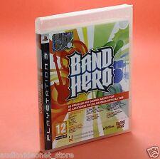 BAND HERO PS3 completamente in italiano - sigillato - activision guitar hero