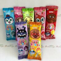 Fujiya, Anpanman Pero Pero Candy, Anpanman, Lollipop, 7 flavors set, Japan Candy