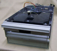 """Vintage 1975 Calcomp 140D 8"""" Floppy Drive chasis - AS IS For Parts big disc size"""