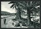 Rapallo ( Genova ) : Lungomare - cartolina viaggiata nel 1966