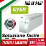 GRUPPO DI CONTINUITA UPS EVER ECO 700 700VA 420W PROTEZIONE TENSIONE PC ALLARME!