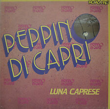 """LUNA CAPRESE - PEPPINO DI CAPRI 12"""" LP (P680)"""