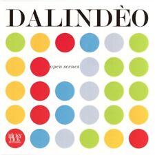 Dalindeo Dalindèo - Open Scenes (CD 2007) New