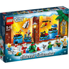 Lego City Advent Calendar 2018 - 60201 - NEW