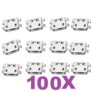Lot 100 Micro USB Charger Port Dock For Insignia Flex 10.1 NS-P10A6100