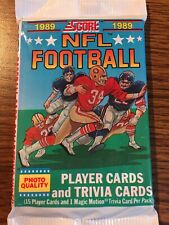 1- 1989 Score Football Pack Sanders /Aikman  *Guaranteed Dan Marino*BGS 10?
