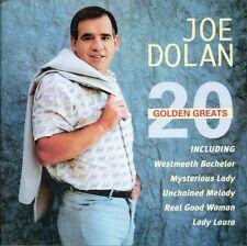 Joe Dolan - 20 Golden Greats ft. Weastmeath Bachelor & Mysterious Lady CD