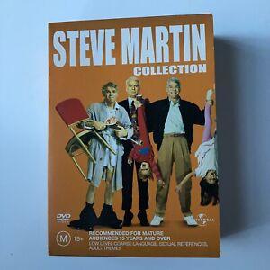 Steve Martin Collection Housesitter, The Jerk, Parenthood.