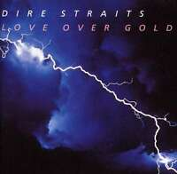Love Over Gold - Dire Straits CD VERTIGO