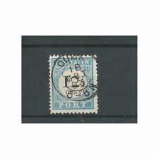 """Nederland P8 met """"CUIJK 1893""""  VFU/gebr   CV 40+€"""