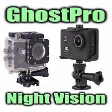 GhostPro Full Spectrum WiFi Night Vision Action Cam