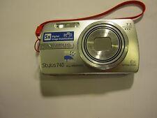 olympus  stylus 740 camera            a1.09