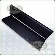 Rear Folding Bench Seat Black Vinyl Land Rover Defender 110 (DA3059)