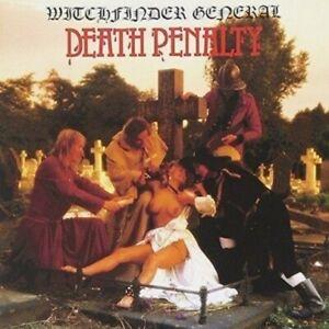 WITCHFINDER GENERAL - Death Penalty CD