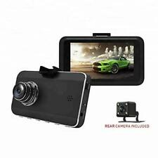 "3"" Dash Cam Car Recorder with Rear Camera"