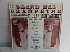 "25 CMS 10"" JEAN BENTABERRY Grand bal champetre 25 S 012"