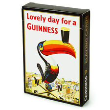 Guinness Playing Cards Toucan Design