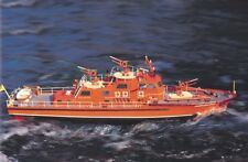 Dusseldorf Fire-Fighting Boat with Fittings - 1:25 Scale Krick Robbe RC Model Ki