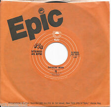 Q * 45 * Dancin' Man * 1977 * USA ORIGINAL with EPIC Sleeve