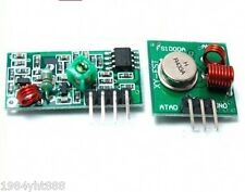 10sets 433Mhz RF Wireless Transmitter  +  Receiver Link Kit Module for Arduino