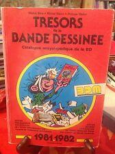 BD - BDM 1981-1982 Troisième année - Gaston - Franquin - Cote 50€  BD1