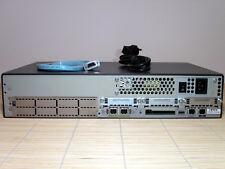 Cisco 2691 Modular Access Router 256MB RAM 64MB Flash