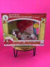 Strawberry Shortcake Sweet Sleeper Strawberry Shortcake and Custard Sealed Nrfb