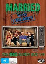 Married With Children : Season 1-11   Complete Series - DVD Region 4 Free Shippi
