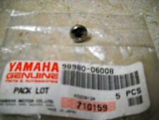 NOS OEM Yamaha Exhaust Bind Screw 1998-2005 TR125 YZ250 WR450 98980-06008