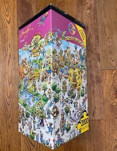 HEYE 2000 PARADE Jigsaw Puzzle by Barrientos #29190