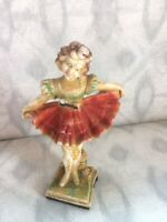 Lovely  Antique/vintage Figurine Girl Collectable Ornament
