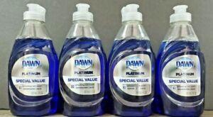 Dawn Ultra Platinum Special Value 7 oz 4 pack Fresh Rain Scent