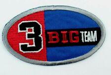Applikation zum Aufbügeln Bügelbild 3-566 Big Team