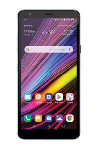 LG Neon Plus LMX320AM8 - 32GB - Blue (AT&T) (Single SIM)