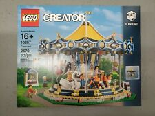 LEGO1 0257 Creator Expret Carousel Retired New in Sealed Box rare in hand