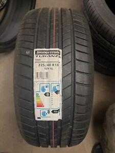 225 40 18 Bridgestone Turanza - Brand new tyre, FREE fitting