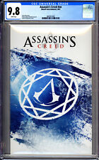 Assassin's Creed #nn 2007 Comic Ubisoft CGC 9.8 Only 1 in Census Netflix HTF WP