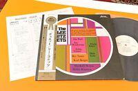 LEE KONITZ DUETS LP JAPAN NM AUDIOFILI OBI INSERTO