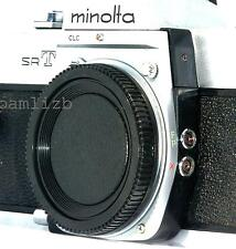 Minolta  MD fit  camera body cap fits  manual focus 35mm film  SLR  SRT XD X700
