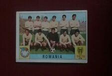 Album Panini Mexico 70 figurina TEAM  Romania Nuova mai incollata ORIG.