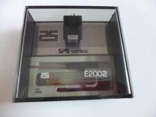Cellule Cartridge Shure SP 5 Series 25 avec boîte, tournevis, brosse et vis.