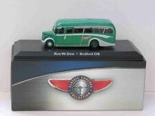 ATLAS EDITIONS 1:76  CLASSIC COACHES  Bedford Ob Ron W Dew  NIB #3
