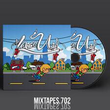 Machine Gun Kelly - Lace Up! Mixtape (Full Artwork CD Art/Front/Back Cover) Up