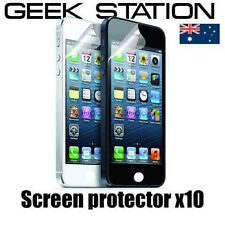 BRAND NEW Screen protector for Apple iPhone 5 5s 5c 5g NEW x10 10