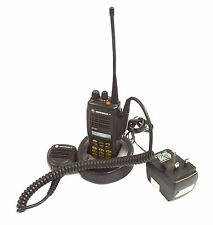Gradeb Motorola GP380 UHF 403-470MHz radio portatili/W Speaker Mic & Caricabatteria