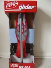 New RADIO FLYER Pro Glider Scooter Red Kids 3 Wheel Safety Brake 3+ Years #545