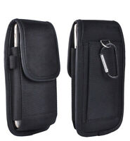Universal Belt Hook Pouch Bag Nylon For All Mobile Cell Phone Case Cover Holster